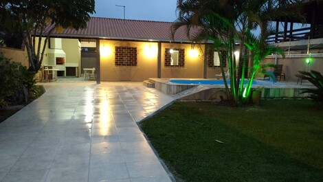 House for rent in Guaratuba - Coroados