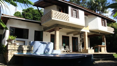 House for rent in Ilhabela - Bexiga