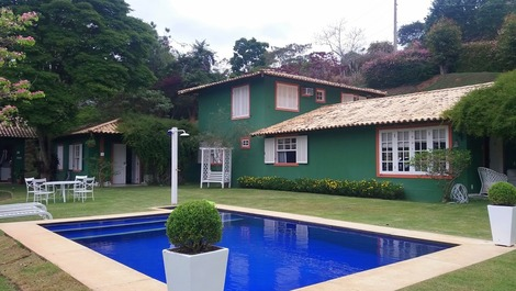 House for rent in Petrópolis - Itaipava