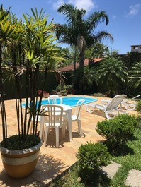 House for rent in Ubatuba - Praia do Tenório