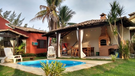 House for rent in Cabo Frio - Unamar