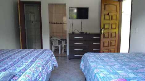 House for rent in Ilhabela - Itaquanduba