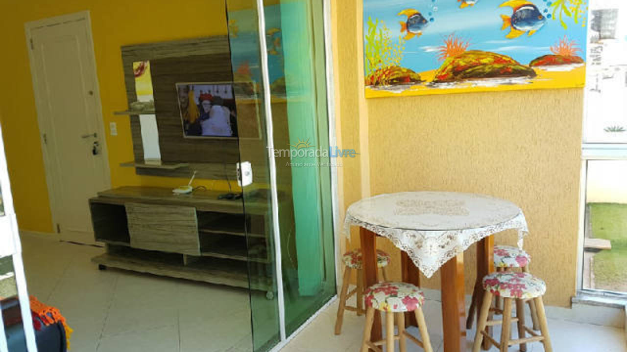 Apartment for vacation rental in Bombinhas (Praia de Bombinhas)