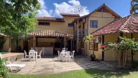House for rent in Porto Seguro - Praia de Taperapuan