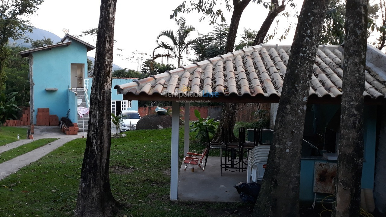 House for vacation rental in Ilhabela (Feiticeira)