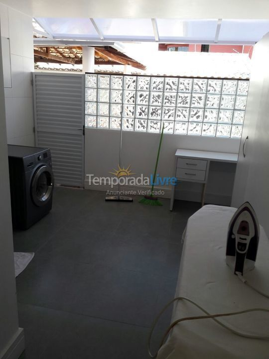 House for vacation rental in Porto Seguro (Praia de Taperapuan)