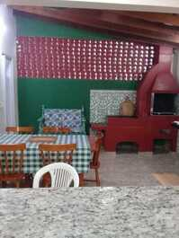 House for rent in Ubatuba - Lagoinha
