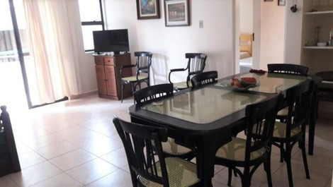 Apartment for rent in Ubatuba - Praia do Tenório