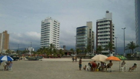 Apartment for rent in Praia Grande - Vila Caiçara