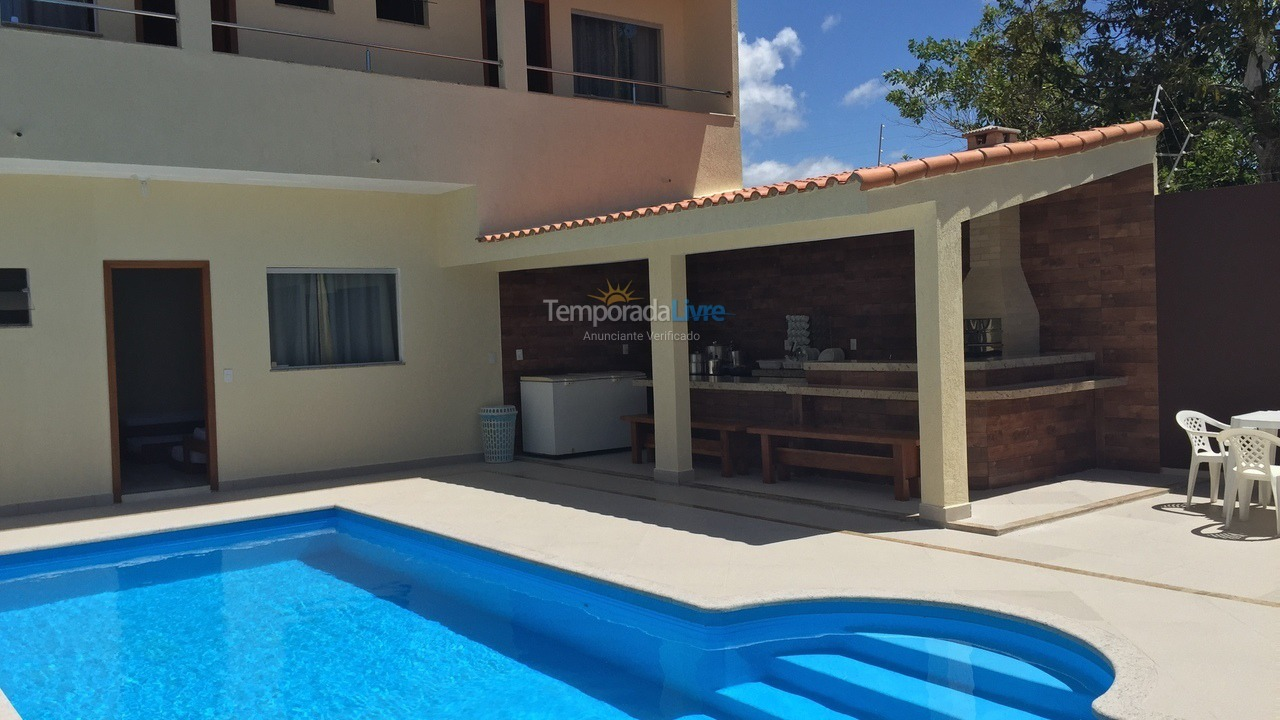 House for vacation rental in Porto Seguro (Mundai)