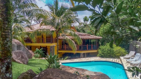 House for rent in Ilhabela - Perequê