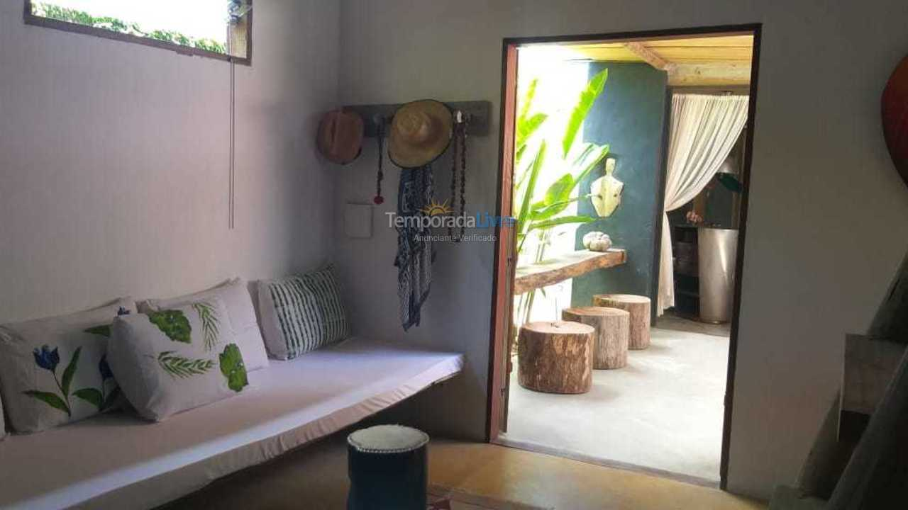 House for vacation rental in Pôrto Seguro (Trancoso)