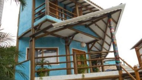 House for rent in Ilhabela - Praia do Curral