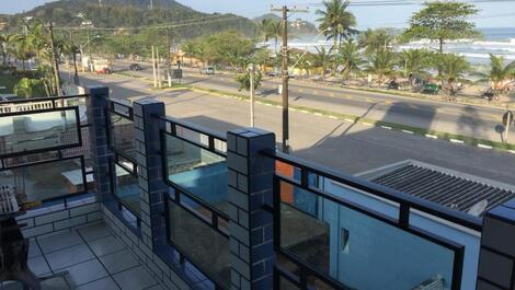 Apartment for rent in Ubatuba - Praia Grande