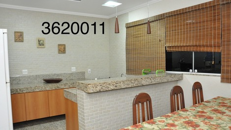 House for rent in Guarapari - Enseada Azul