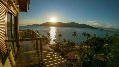 House for rent in Ilhabela - Siriúba