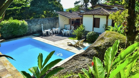 House for rent in Ilhabela - Reino