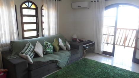 House for rent in Guarujá - Enseada