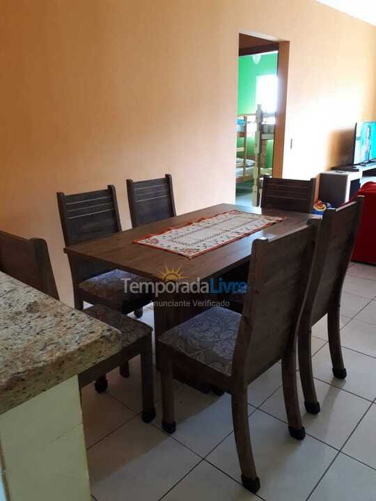 Apartment for vacation rental in Praia Grande (Guilhermina)