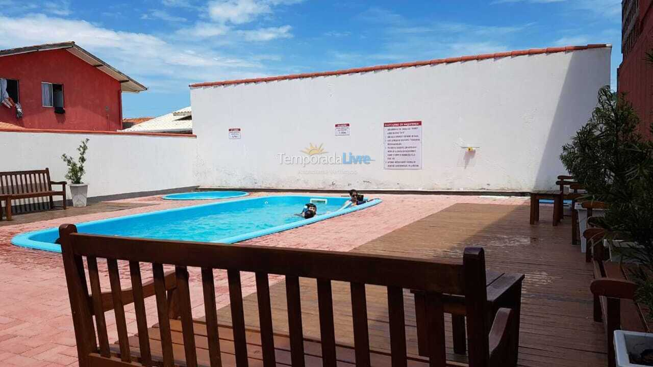 Apartment for vacation rental in Porto Belo (Perequê)
