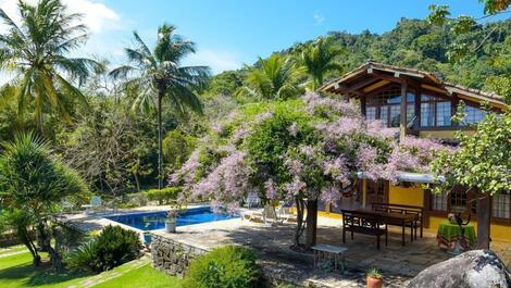 House for rent in Ilhabela - Julião