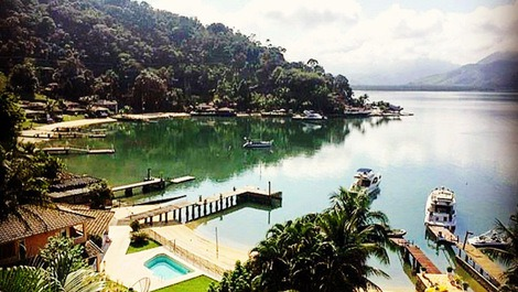 House for rent in Angra dos Reis - Itanema