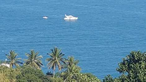 House for rent in Ilhabela - Borrifos