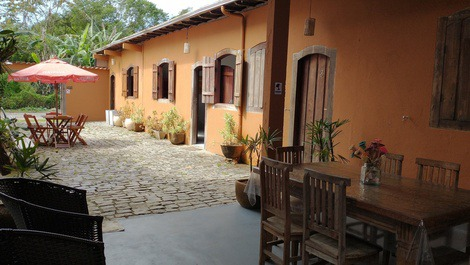House for rent in Paraty - Parque Verde
