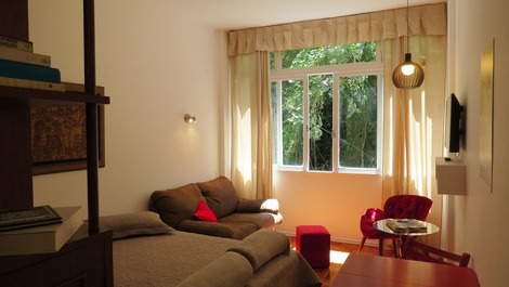 Apartment for rent in Petrópolis - Centro