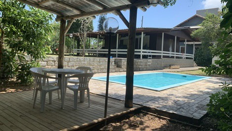 House for rent in Florianópolis - Morro das Pedras