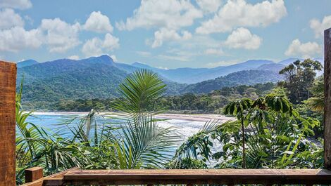 House for rent in Ilhabela - Castelhanos