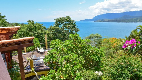House for rent in Ilhabela - Ilha das Cabras