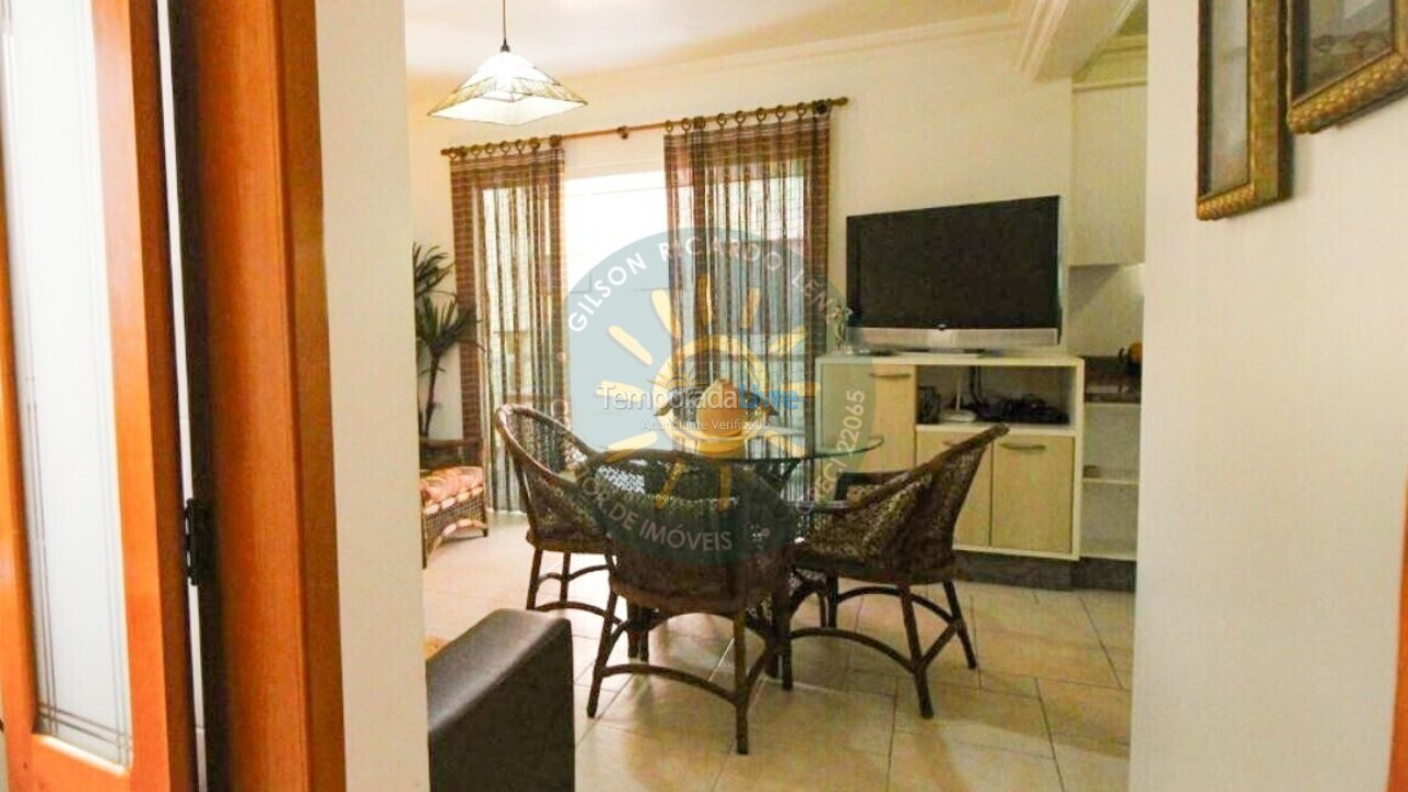 Apartment for vacation rental in Bombinhas (Praia de Quatro Ilhas)