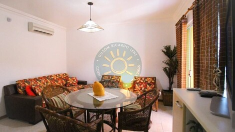 APARTMENT WITH SEA VIEW ON THE BEACH OF FOUR ISLANDS - EXCLUSIVE