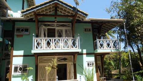 House for rent in Ilhabela - Engenho Dágua