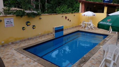 House for rent in Paraty - Ponte Branca
